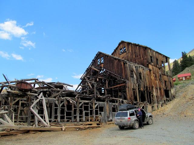 Frisco Mill