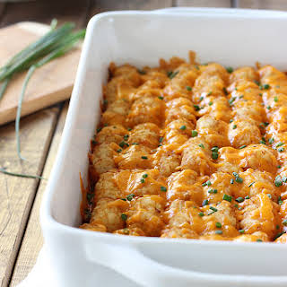 Cream Cheese Tater Tot Casserole Recipes.