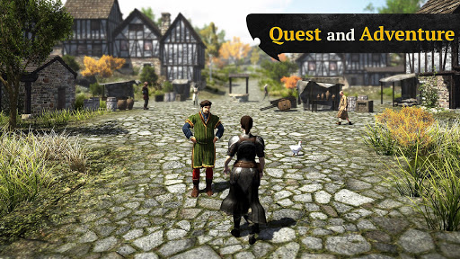 Evil Lands: Online Action RPG screenshot 4