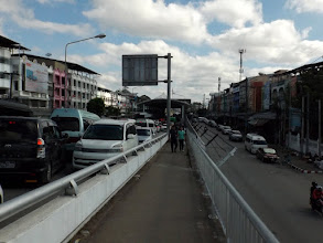 Photo: Grenzübergang Mae Sot - Myawaddy