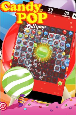 Candy Pop Sweet - Lollipop - screenshot