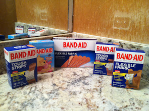Photo: Band-Aid with Quiltvent comes in 5 varieties in the bulk pack!