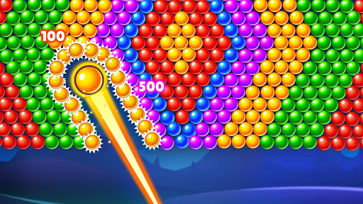 Bubble Shooter 🎯 Pastry Pop Blast screenshot 6