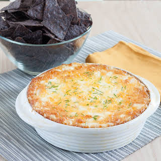 The Godmother's Famous Baked Onion Dip.