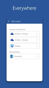 Microsoft Word apk screenshot 4