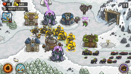 Kingdom Rush screenshot 7