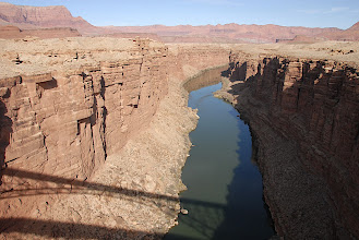 Photo: The Canyon in the beginning