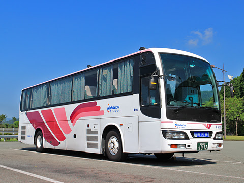 西鉄高速バス「桜島号」 9135