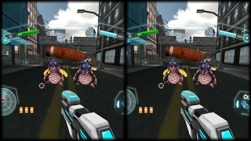 VR Real Feel Alien Blasters App 2.1 screenshots 3