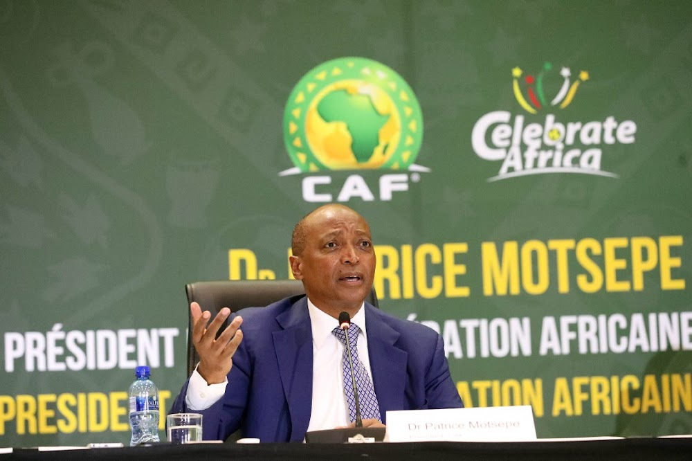 Caf president Motsepe and his foundation donate $10m to schools' football on the continent