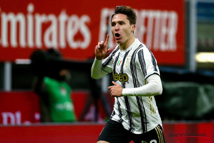 Serie A : La Juventus fait tomber l'AC Milan pour la première fois de la saison