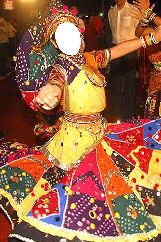 Navratri Woman Suit