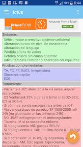 Urgencias Extrahospitalarias screenshot 0
