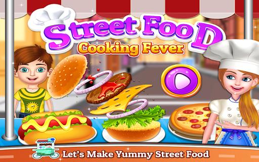 Street Food - Cooking Game 1.2.0 screenshots 1