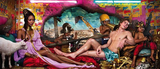"""""""Rape of Africa"""", 2007"""