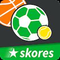 SKORES Livescore - Logo