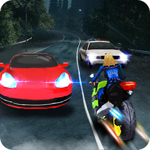 Fastest Moto Midnight Racing for PC and MAC