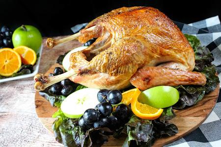 2-Hour Turkey, Really. Recipe