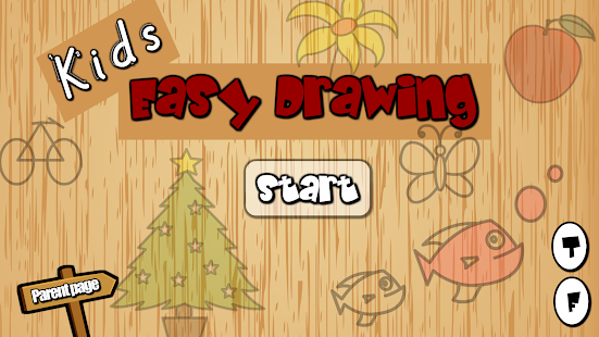 kids easy drawing free screenshot thumbnail - Free Drawing For Kids