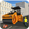Route Constructeur Ville Construction Simulateur