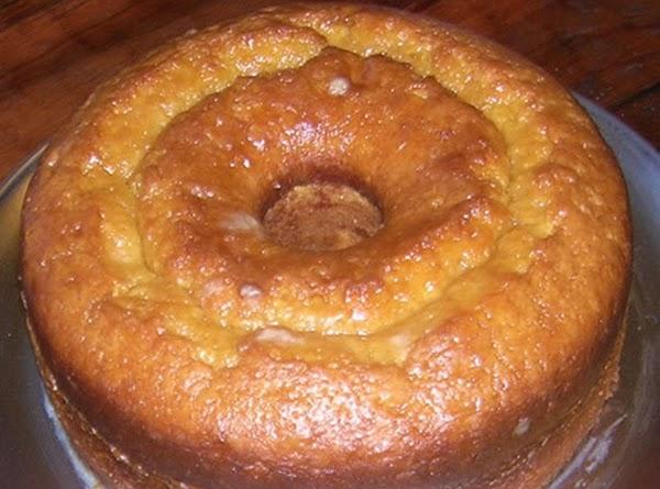 Aunt Grace's Rum Cake Recipe