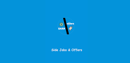 Side Jobs and Daily Offers  is a 4 in 1 App