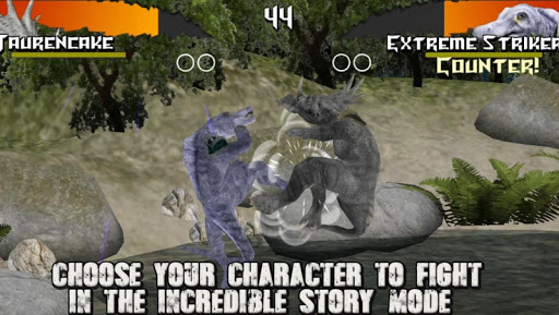 Jurassic Fighters Free Games