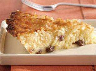 Awesome Coconut Pie Recipe