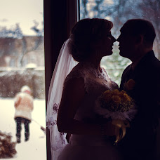 Wedding photographer Alevtina Shvidkova (Shvidkova). Photo of 31.01.2015