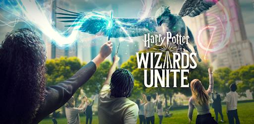 niantic harry potter wizards unite apk