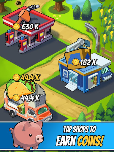 Tap Empire: Idle Tycoon Tapper & Business Sim Game screenshots 9