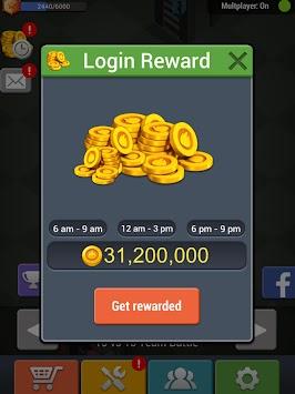 Fidget Spinner Battle - io apk screenshot