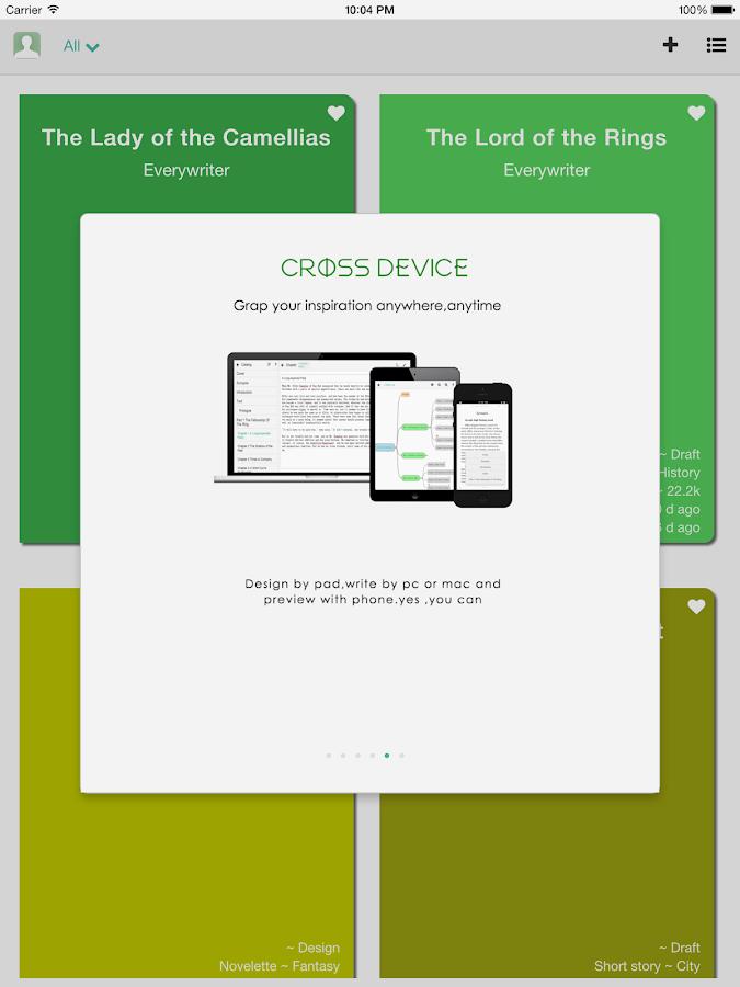 Everywriter novelebook tool android apps on google play everywriter novelebook tool screenshot fandeluxe Epub
