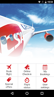 Czech Airlines- screenshot thumbnail