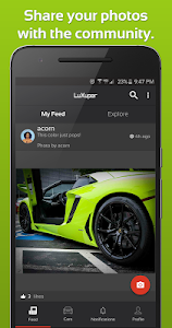LuXuper - For Car Enthusiasts screenshot 2