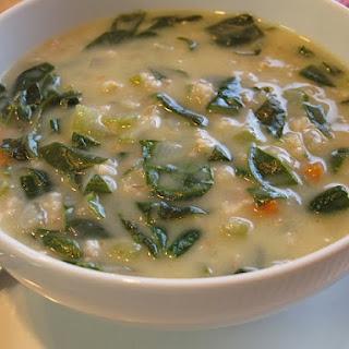 Comforting Soup.