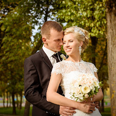 Wedding photographer Aleksandr Yushkevich (yushkevich). Photo of 03.10.2015