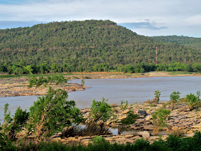 Photo: Mekong River view from the Tohsang Khong Jiam Resort