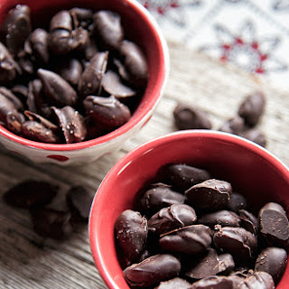 Dark Chocolate Covered Almonds Recipes