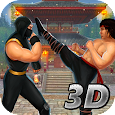 Ninja Kung Fu Fighting 3D – 2 apk