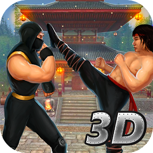 Ninja Kung Fu Fighting 3D – 2 for PC and MAC