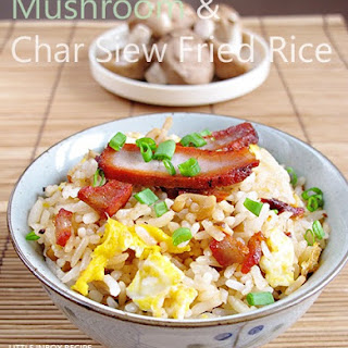 Mushroom Pork Fried Rice Recipes