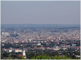 Photo: La zona de Heurigen. Vista de Viena.http://www.viajesenfamilia.it/
