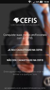CEFIS Cursos - náhled
