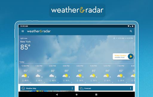 Weather & Radar USA - Severe weather alerts  screenshots 9