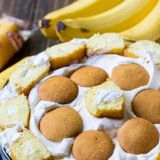 Twinkie Banana Pudding.