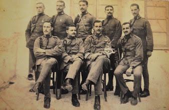 Photo: La Milicia en África. Proveedor: Elodia Fernández. Año: 1914.