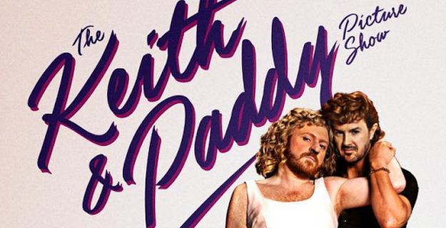 Keith Lemon's sex scene on The Keith and Paddy Picture Show took 50 attempts