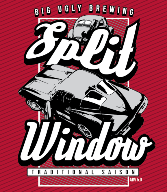 Logo of Big Ugly Sidecar Saison