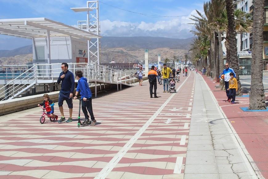 Protección Civil del Ayuntamiento de Almería.
